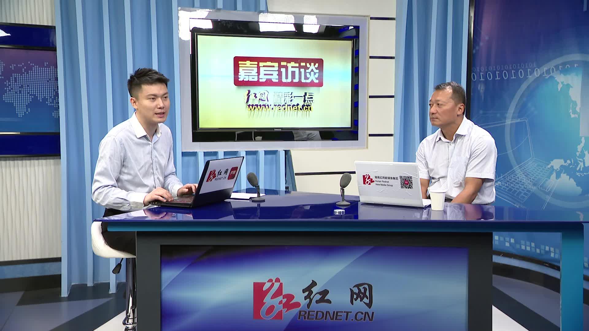 红网专访曾震亚:深化供销改革 助力乡村振兴