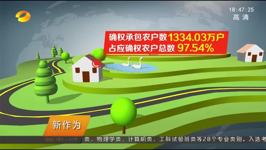 2018年03月24日湖南新闻联播