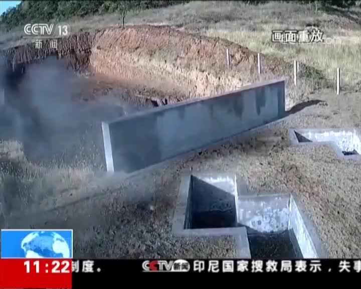 [视频]空军 新兵投弹失手 班长化险为夷