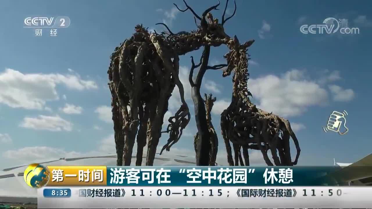 [视频]北京世园会植物馆:升起的地平线