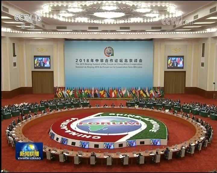 [视频]中非合作论坛北京峰会举行圆桌会议 习近平主持通过北京宣言和北京行动计划