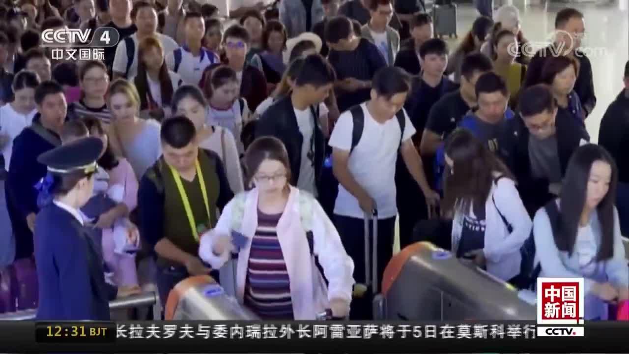 """[视频]""""买短乘长""""致持票旅客无法上车"""