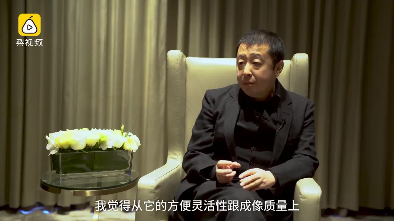 [视频]专访贾樟柯:我的一个桶里会装什么