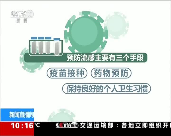 [视频]国家卫健委:流感诊疗方案发布