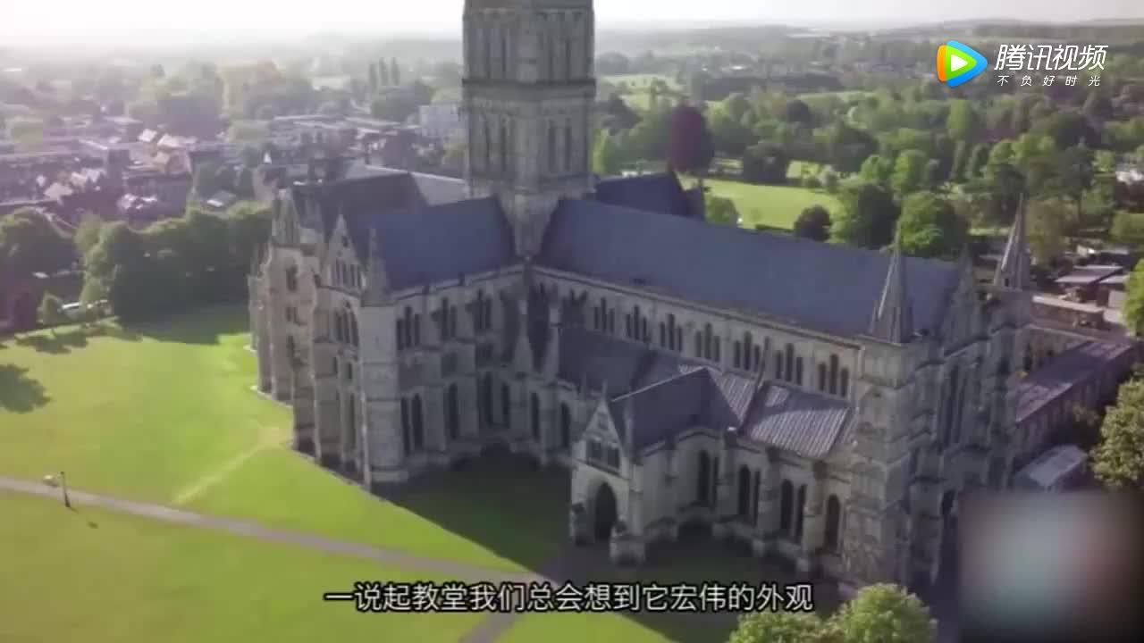 [视频]世界上最难到达的教堂无路可走只能攀爬 一不小心就会丧命