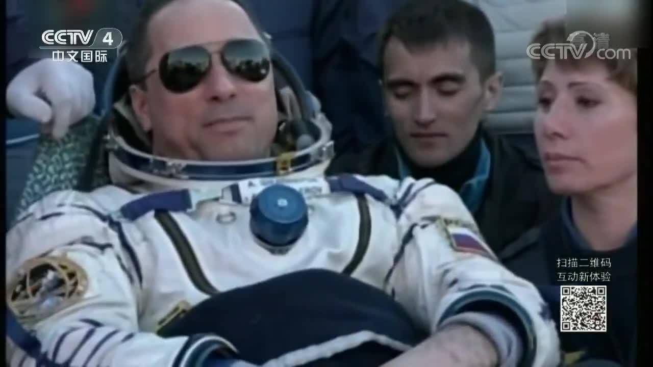 [视频]世界杯揭幕战足球将由俄宇航员从太空带回