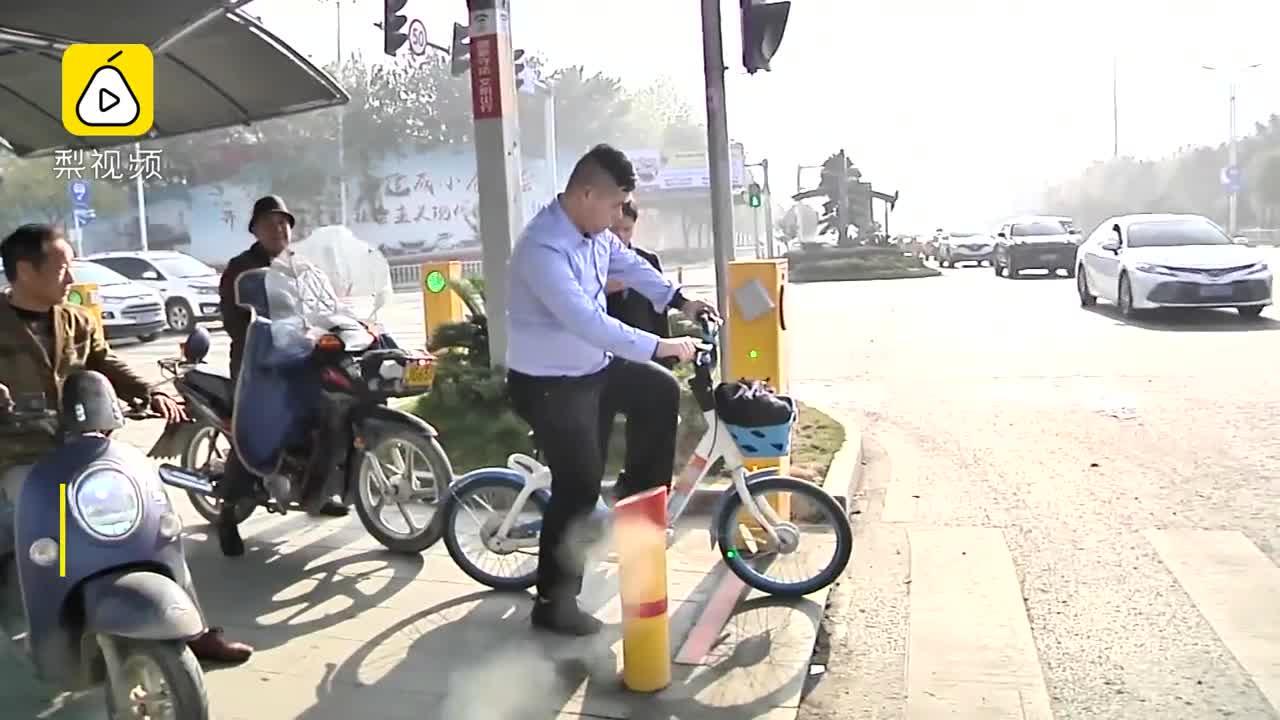 [视频]神器!你一闯红灯,它就朝你喷水!