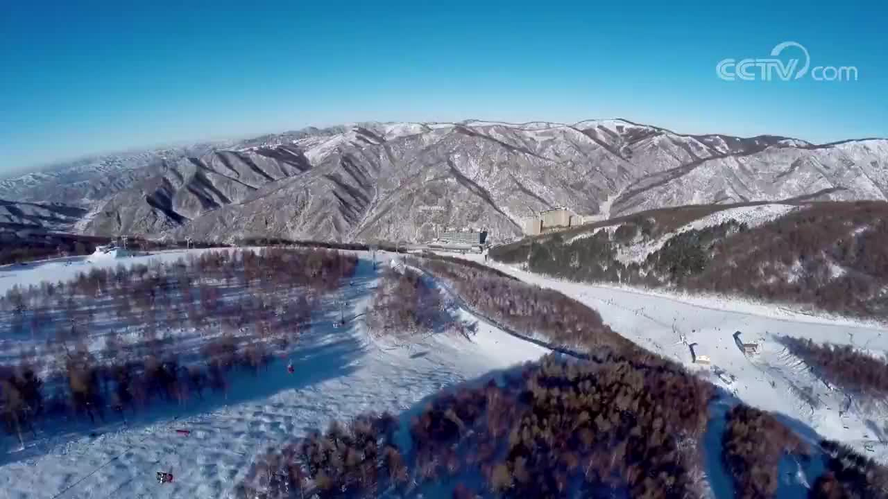 [视频]伟大的变革——庆祝改革开放40周年大型展览之冰雪之约