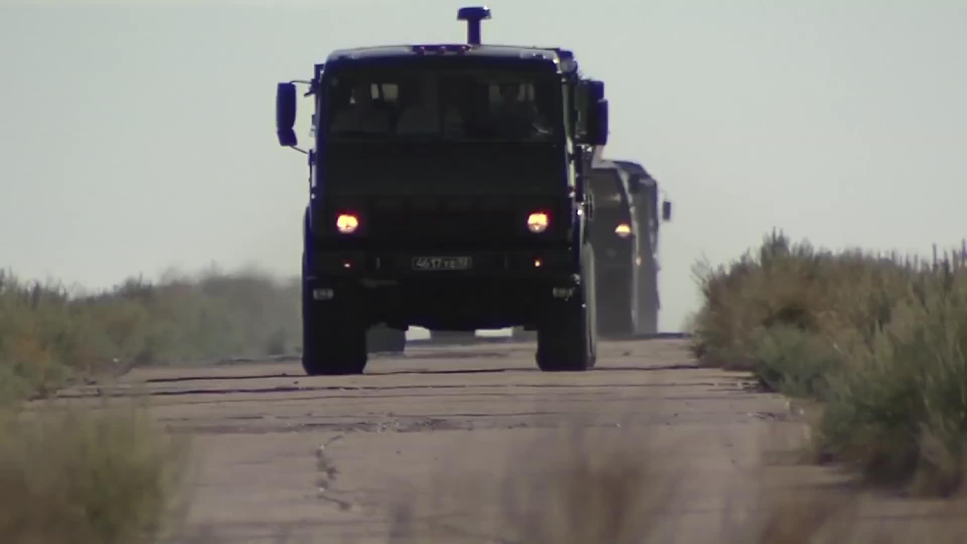 [视频]别欺人太甚!俄军再射一型重磅武器 组合拳打的美国应接不暇