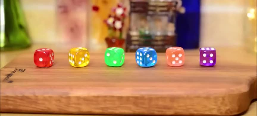 [视频]萌系定格动画 骰子变成趣味麦片早餐?