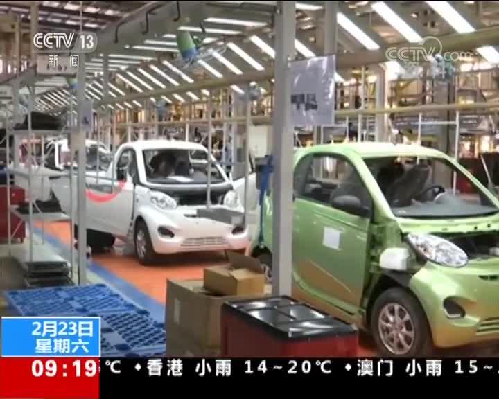 [视频]国内车市发布两大数据 差异明显 市场积极去库存