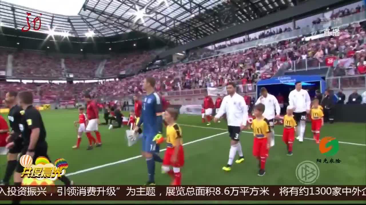 [视频]世界杯32强巡礼:德国发出争冠宣言