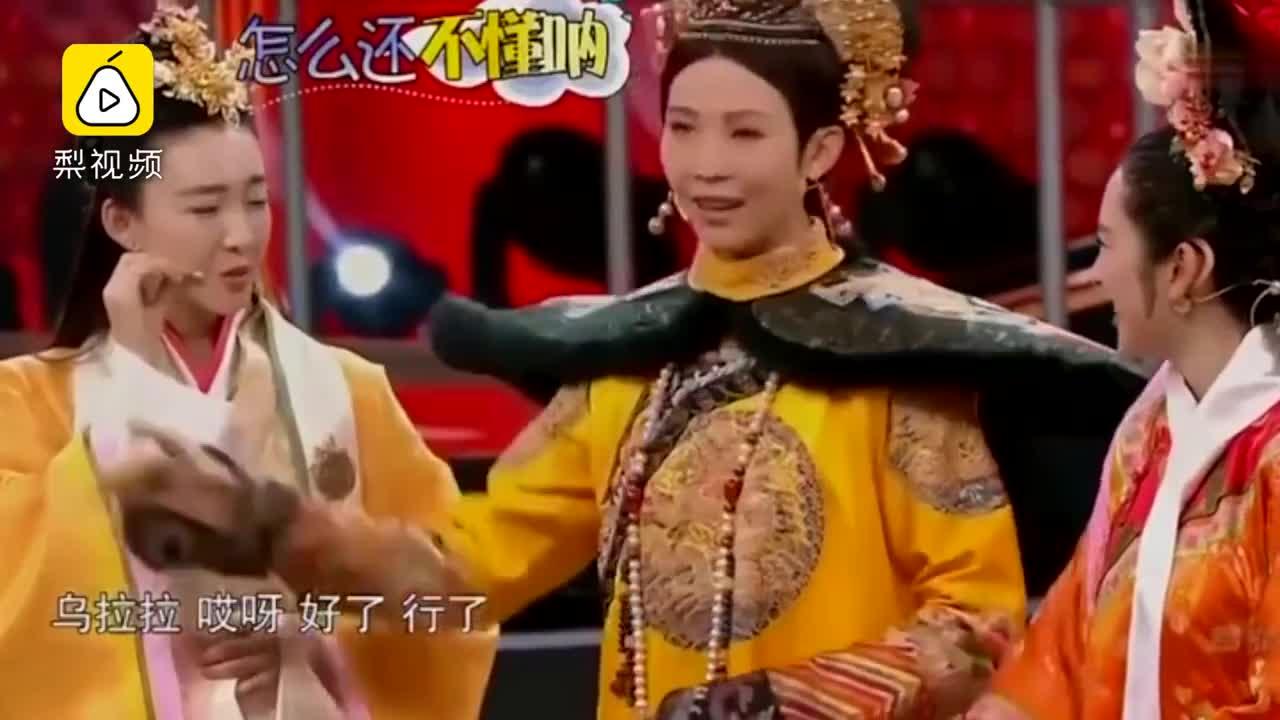 [视频]张晋吐槽:天不怕地不怕 就怕蔡少芬说普通话