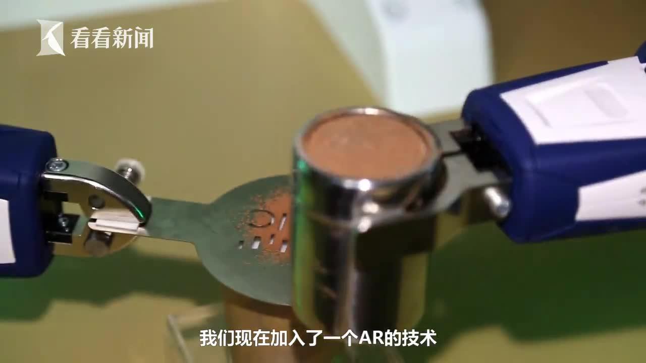 [视频]喝一杯机器人手冲咖啡 再跟它们打一局乒乓!