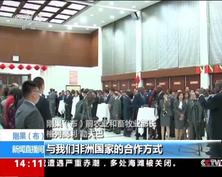 [视频]祝福中国 改革成绩亮眼 海外各界共贺