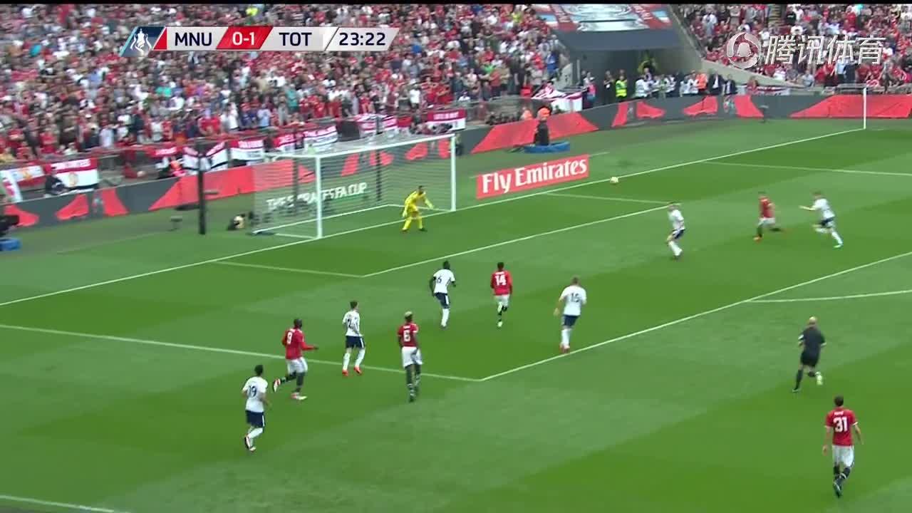 [视频]足总杯决赛11年后再演红蓝大战 谁将四大皆空?