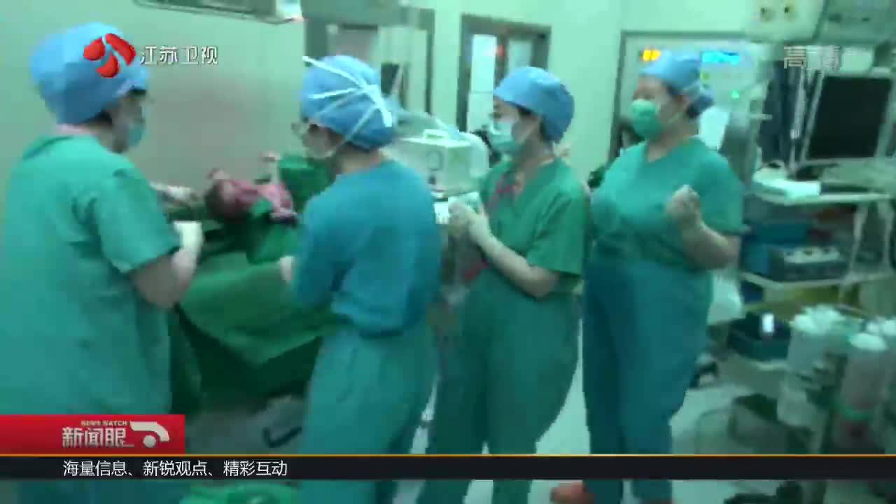 [视频]时隔31年 中国首例试管婴儿当妈妈了!