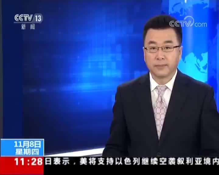[视频]海关总署 前10个月我国外贸同比增长11.3%