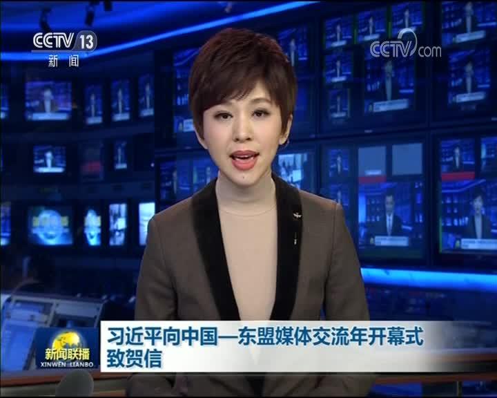 [视频]习近平向中国—东盟媒体交流年开幕式致贺信