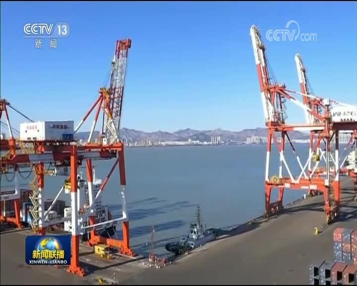 [视频]7月份中国物流业景气指数为50.9%