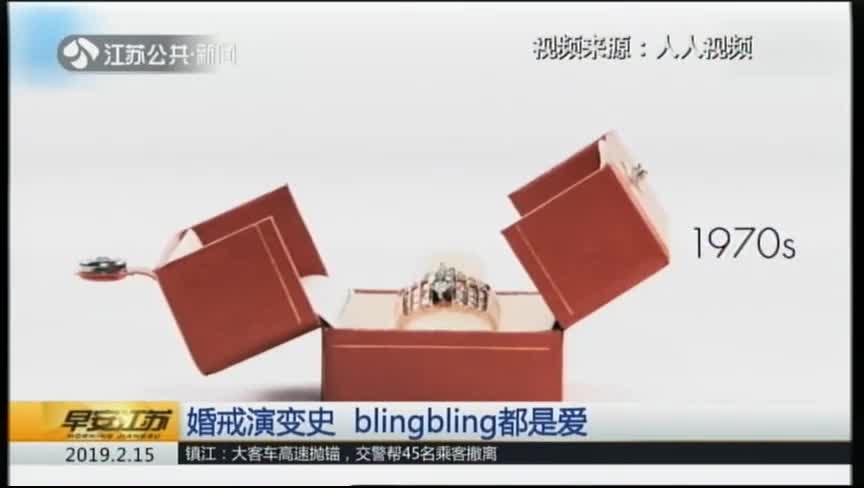 [视频]婚戒演变史 bingbing都是爱