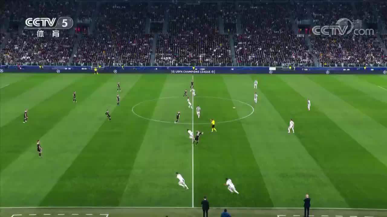 [视频]C罗进球难救主 尤文图斯遭逆转无缘四强