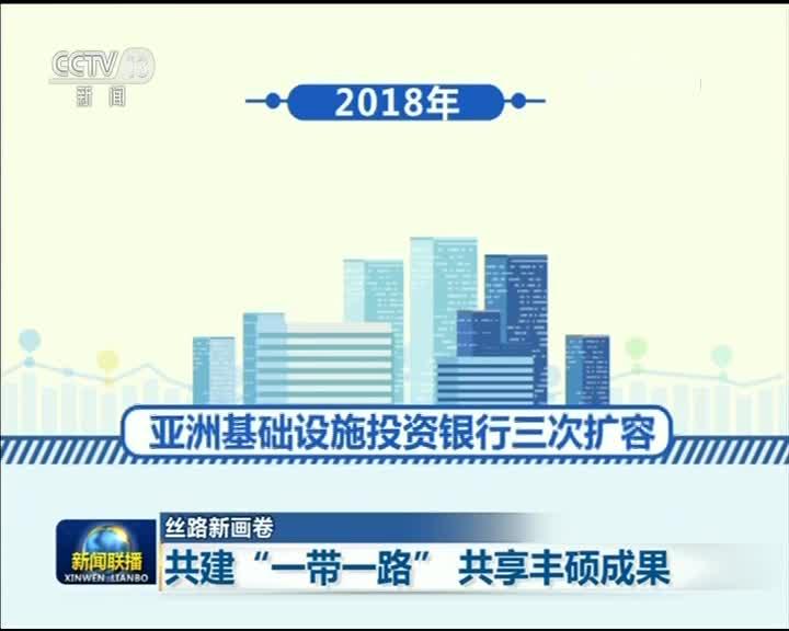 """[视频]【丝路新画卷】共建""""一带一路"""" 共享丰硕成果"""