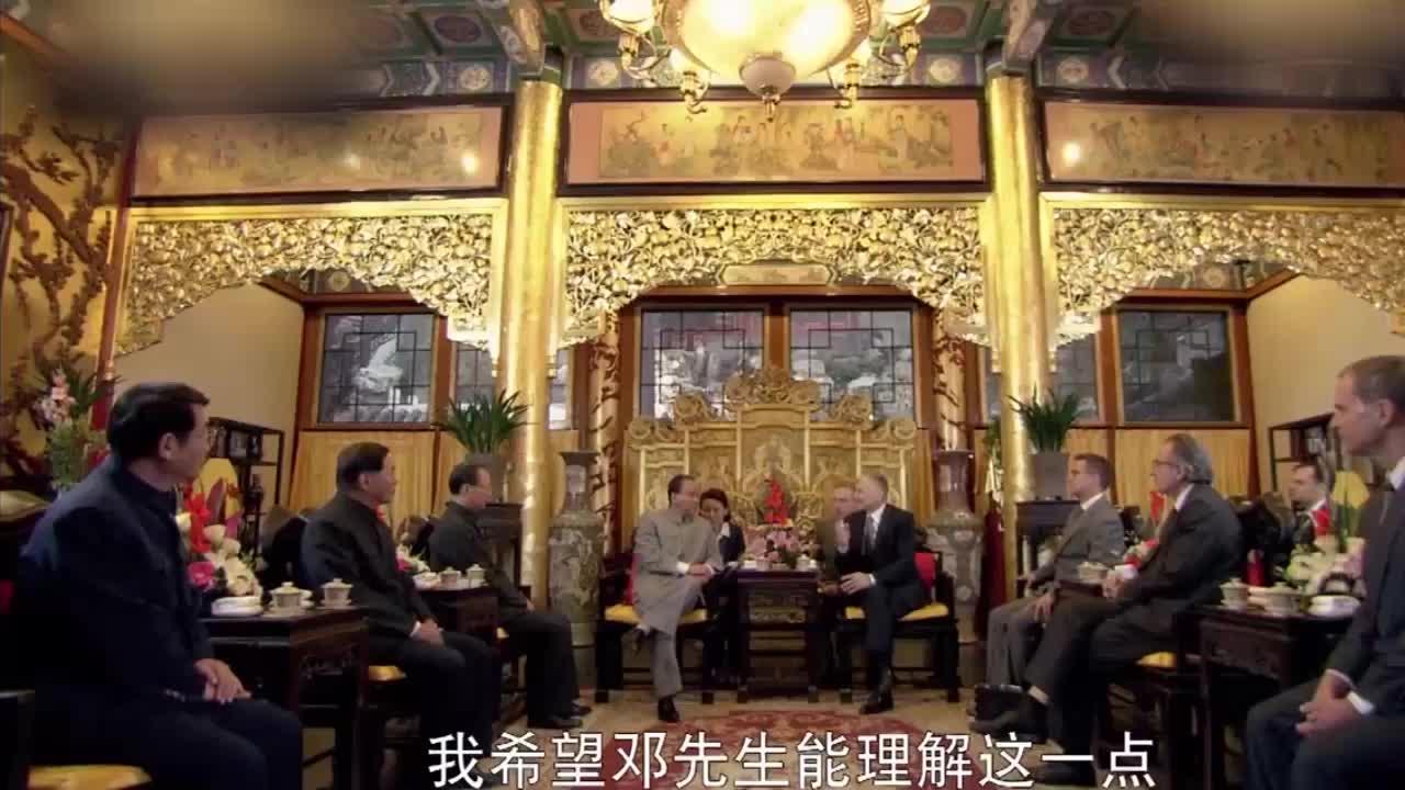 【不忘初心 经典故事】美国政府建议在台湾问题上实施非正式安排 邓小平一秒变脸霸气回应三条