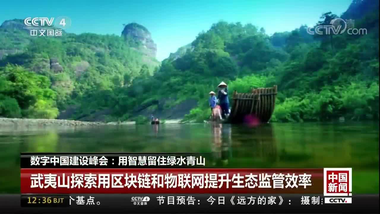 [视频]数字中国建设峰会:用智慧留住绿水青山