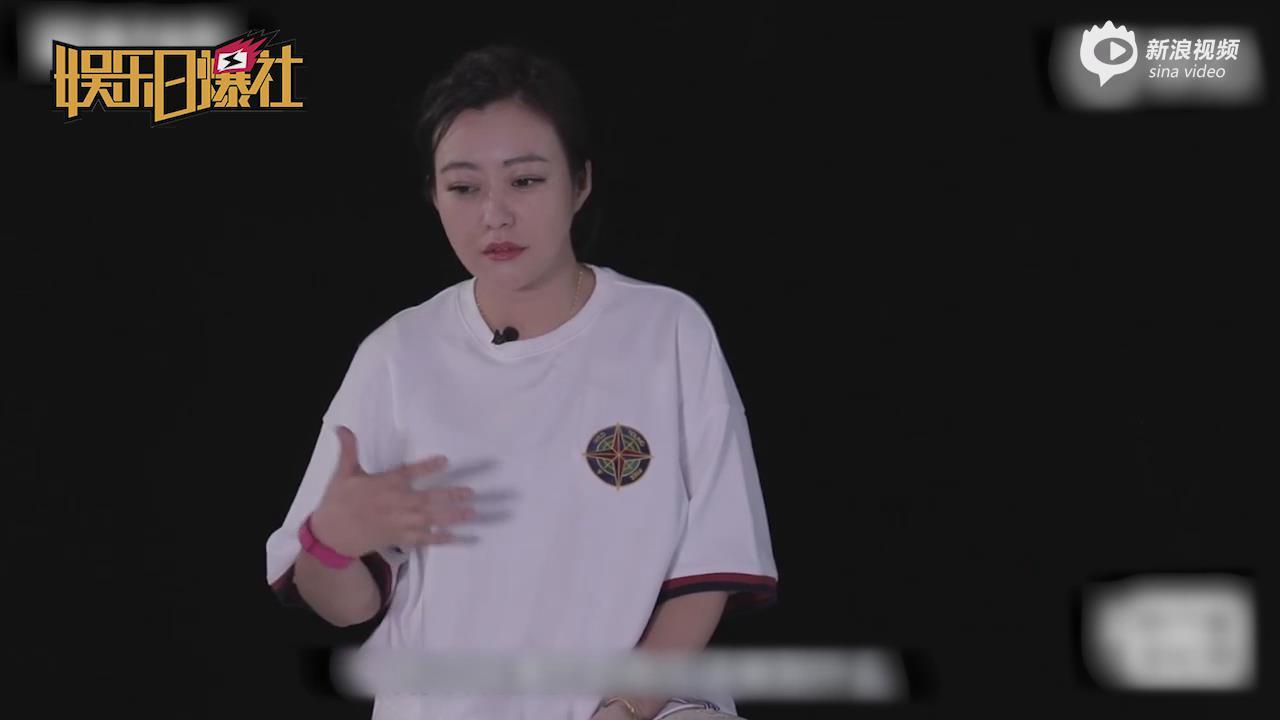 [视频]郝蕾谈炸裂式演技很可笑 没好作品不能全怪艺人