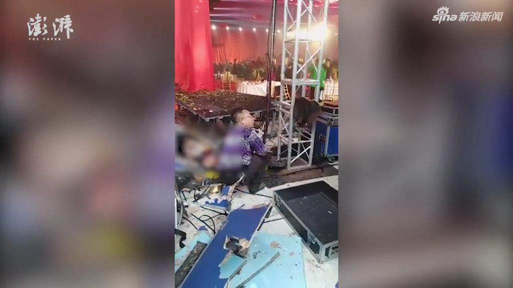 [视频]河南新郑婚礼爆炸死者为新娘父亲 11人伤