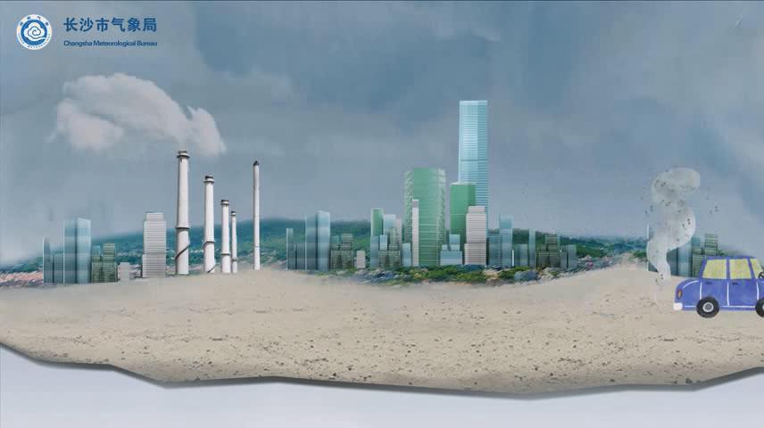 气象科普动画《非常天气》